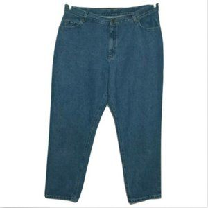 Lee Mom High Rise Jeans 40 x 30 Vintage 24W M
